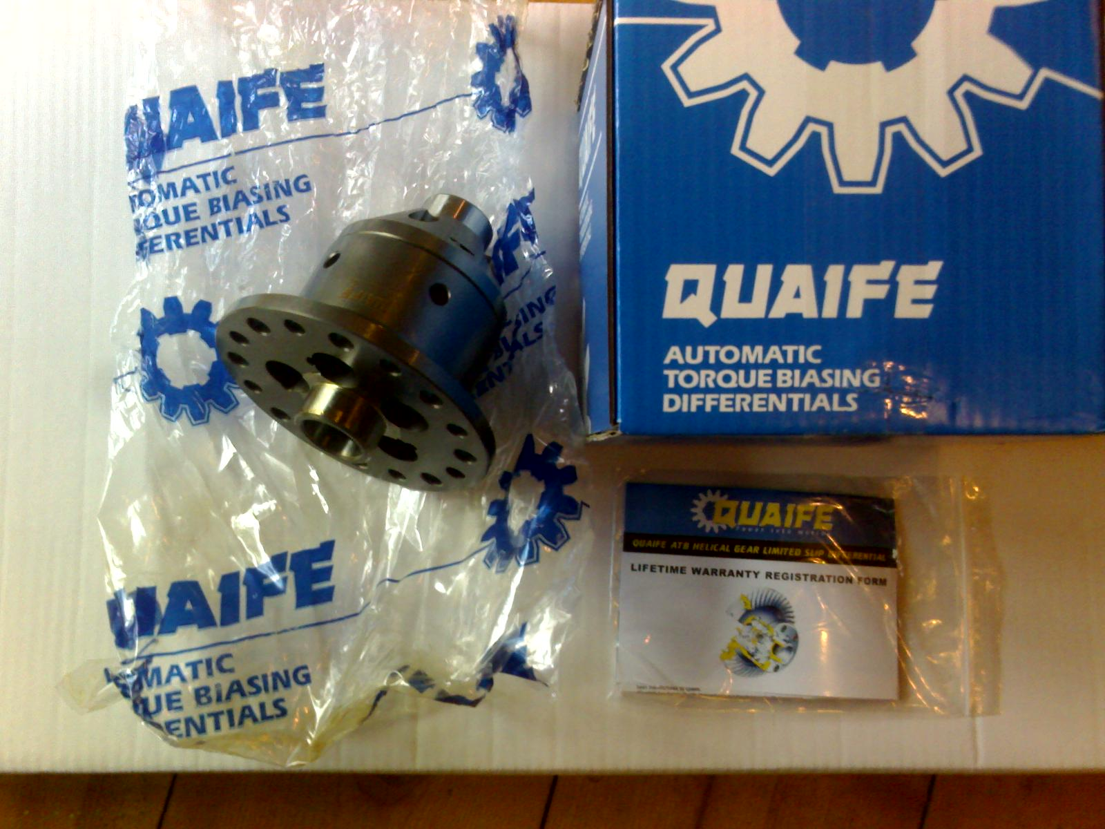 ATB front differential Nissan R35 GTR